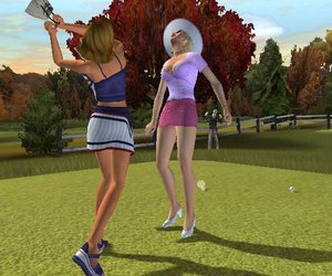 Outlaw Golf 2 Chat