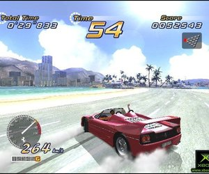 OutRun2 Screenshots