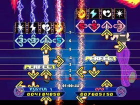 Dance Dance Revolution Ultramix 2 Screenshot from Shacknews