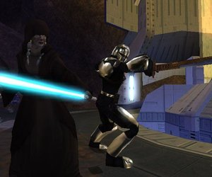 Star Wars Knights of the Old Republic II: The Sith Lords Chat