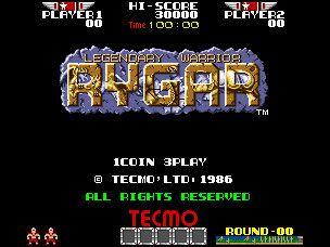 Tecmo Classic Arcade Screenshots