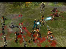 Aliens versus Predator: Extinction Screenshot from Shacknews