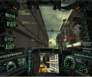 Steel Battalion Screenshots
