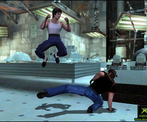 Bruce Lee: Quest of the Dragon Screenshots