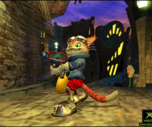 Blinx: The Time Sweeper Chat