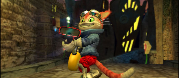 Blinx: The Time Sweeper News