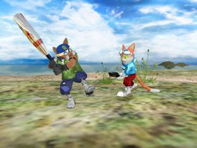 Blinx 2: Masters of Time & Space Screenshot from Shacknews