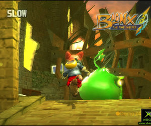 Blinx: The Time Sweeper Screenshots
