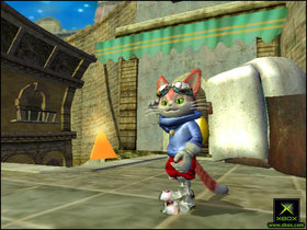 Blinx: The Time Sweeper Screenshot from Shacknews