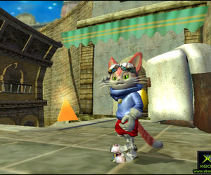 Blinx: The Time Sweeper Files