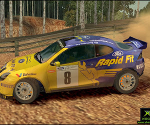 Colin McRae Rally 04 Screenshots