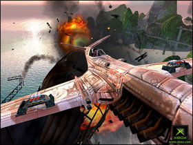 Crimson Skies: High Road to Revenge Screenshot from Shacknews