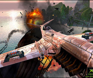 Crimson Skies: High Road to Revenge Screenshots