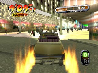 Crazy Taxi 3 Chat