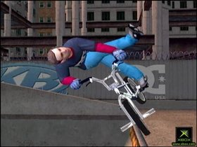 Dave Mirra Freestyle BMX 2 Screenshot from Shacknews