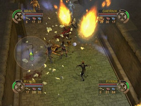 Dungeons & Dragons: Heroes Screenshot from Shacknews