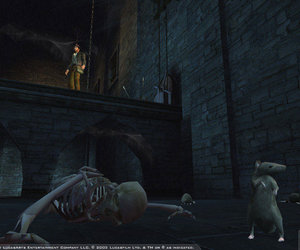 Indiana Jones and the Emperor's Tomb Screenshots