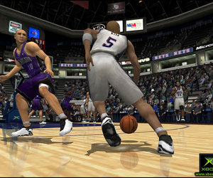NBA Inside Drive 2004 Screenshots