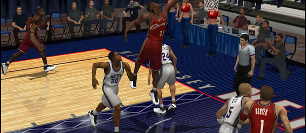 NBA Inside Drive 2004 News