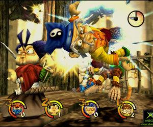 Kung Fu Chaos Screenshots