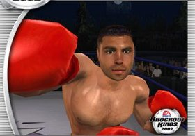 Knockout Kings 2002 Screenshot from Shacknews