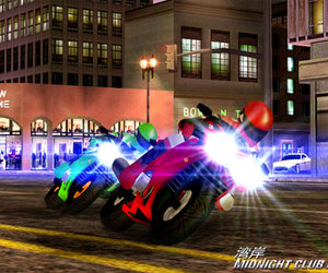 Midnight Club II Chat