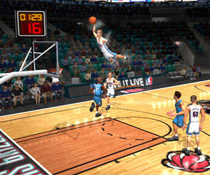 NBA Jam Screenshots