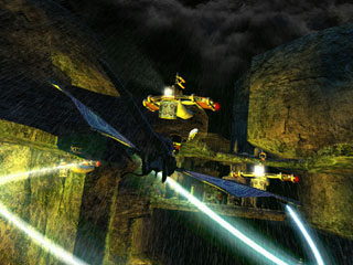 Panzer Dragoon Orta Screenshots