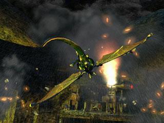 Panzer Dragoon Orta Screenshots