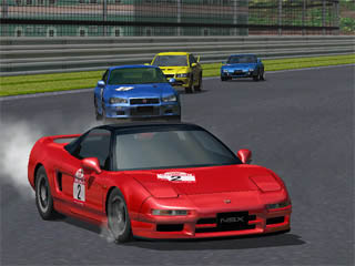 Sega GT 2002 Screenshots