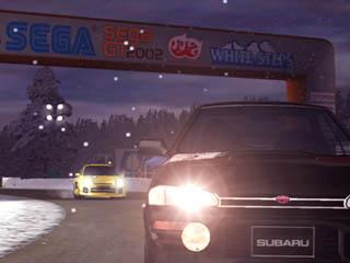 Sega GT 2002 Screenshots