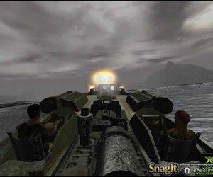 Blood Wake Screenshots