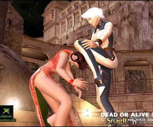 Dead or Alive 3 Screenshots