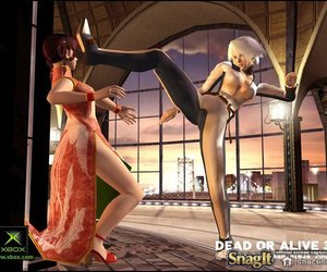 Dead or Alive 3 Chat