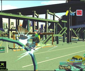 Jet Set Radio Future Screenshots