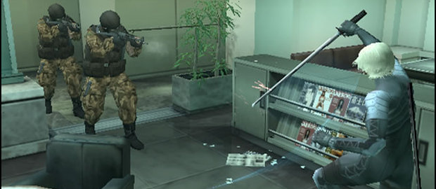 Metal Gear Solid 2: Substance News