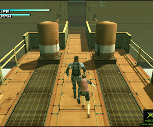 Metal Gear Solid 2: Substance Screenshots
