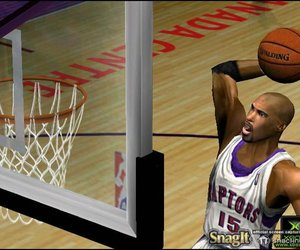 NBA Inside Drive 2002 Screenshots