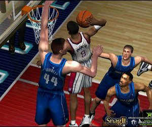 NBA Inside Drive 2002 Screenshots