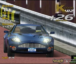 Project Gotham Racing Chat
