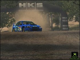 Rallisport Challenge 2 Screenshot from Shacknews