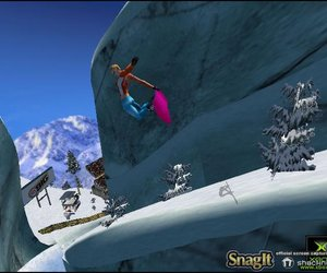 SSX Tricky Chat