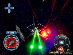 Star Wars Starfighter: Special Edition Screenshot from Shacknews