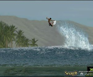 Transworld Surf Screenshots