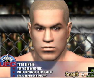 UFC: Tapout Screenshots