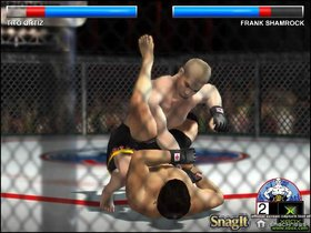 UFC: Tapout Screenshot from Shacknews