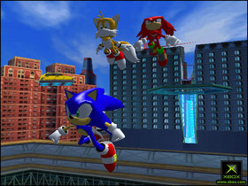 Sonic Heroes Screenshot from Shacknews