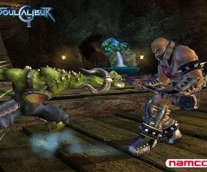 Soul Calibur 2 Screenshots