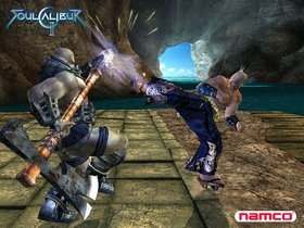 Soul Calibur 2 Screenshot from Shacknews