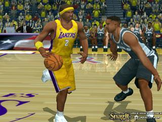 NBA 2K2 Screenshots
